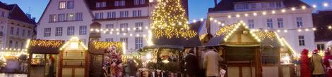 Promo��es de viagem Mercados de Natal