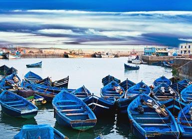 Marrocos: Cidades Imperiais Completas (Marrakech - Marrakech)