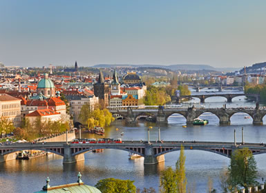 Rep�blica Checa: Escapada a Praga