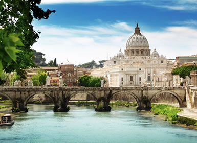 It�lia: Escapadinha a Roma A Seu Gosto