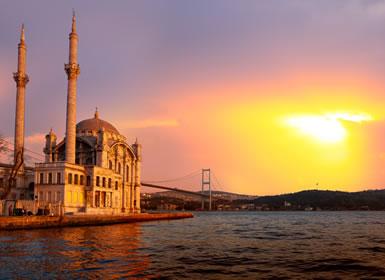 Turquia com Antalya