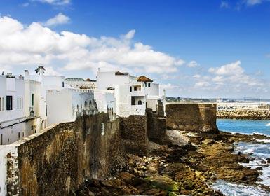 Marrocos: Cidades Imperiais Completas (Tanger-Tanger)