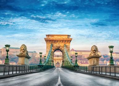 Berlim, Pol�nia e Budapeste Em Detalhe