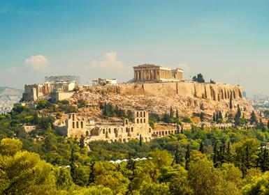 Gr�cia: Atenas e Mykonos Essencial Ao Seu Gosto