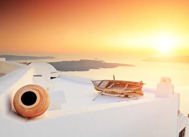 Gr�cia: Atenas, Mykonos e Santorini Em Detalhe A Seu Gosto