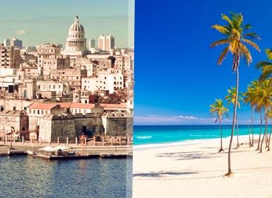 Cuba: Combinado Havana - Varadero