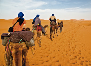 Marrocos: Escapadinha a Marraquexe Ao Seu Gosto