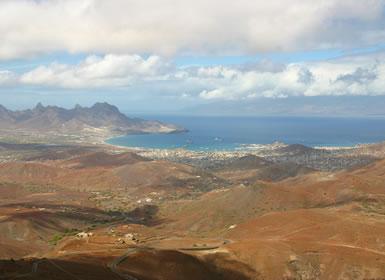Cabo Verde: Combinado Sal e S�o Vicente