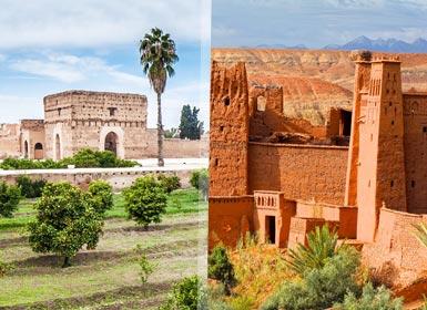 Marrocos: Escapadinha a Marraquexe e Ouarzazate Ao Seu Gosto