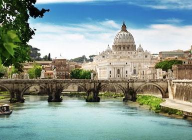 C�te d�Azur com Roma, Floren�a e Veneza Completas
