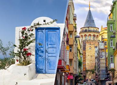 Turquia e Grécia: Istambul e Atenas