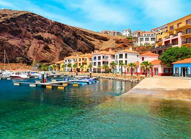 Madeira: Funchal e Porto Moniz