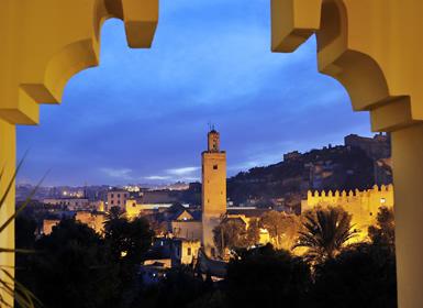 Marrocos: Cidades Imperiais desde Marraquexe