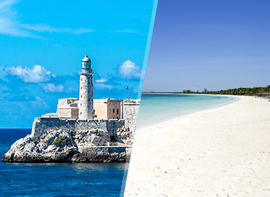 Cuba: Havana e Cayo Santa Maria