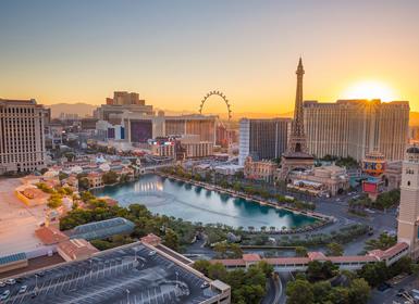 EUA: Nova Iorque, Las Vegas e Miami