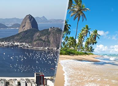 Brasil: Rio de Janeiro e Salvador da Bahia