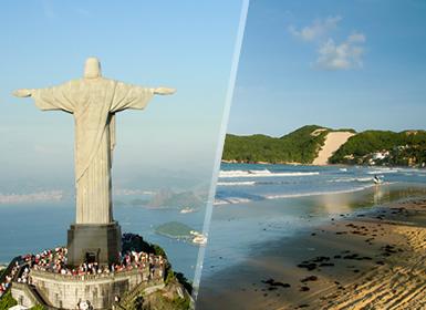 Brasil: Rio de Janeiro e Natal