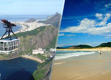Brasil: Rio de Janeiro e Florianópolis