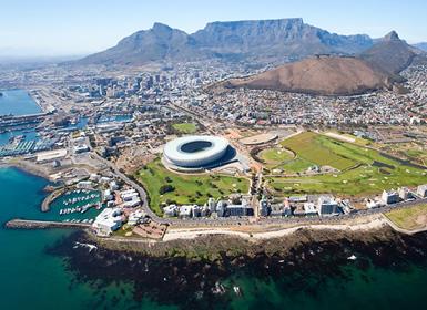 África do Sul e Ilhas do Índico: África do Sul e Maurícias