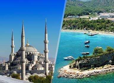 Turquia: Istambul e Antália