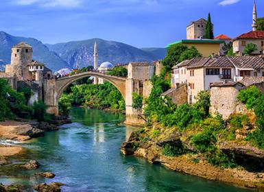 Croácia, Eslovénia e Bósnia Completas Ao Seu Gosto