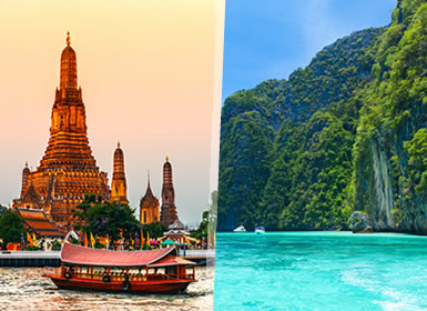 Tailândia: Banguecoque e Phuket