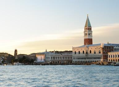 Itália: Região de Los Lagos com Veneza e Roma
