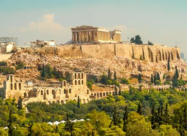 Grécia: Atenas e Delfos