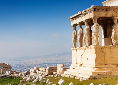 Grécia: Atenas e Peloponeso