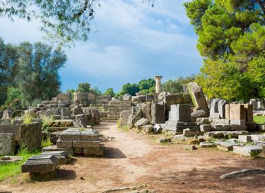 Grécia: Atenas, Peloponeso e Ilhas Jónicas
