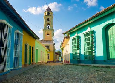 Cuba: Havana, Cienfuegos, Trinidad e Santa Clara