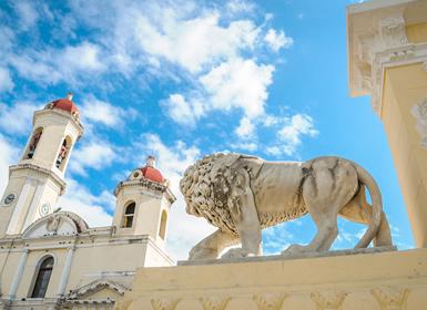 Cuba: Havana, Santiago, Holguin, Trinidad, Cienfuegos e Cayo Santa Maria