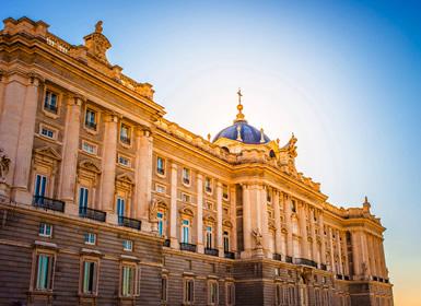 Espanha: Andaluzia com Madrid