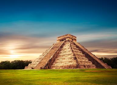 México, Guatemala e Belize: Iucatão, Guatemala e Belize