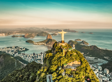 Brasil e Argentina: Rio de Janeiro, Foz do Iguaçú e Buenos Aires