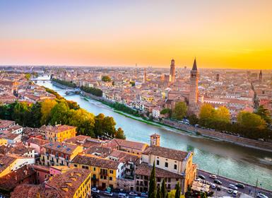 Italia: Milão, Lago de Garda, Veneza, Florença, Roma e Pompeia