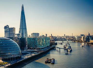 Europa Central e Inglaterra: De Praga a Londres