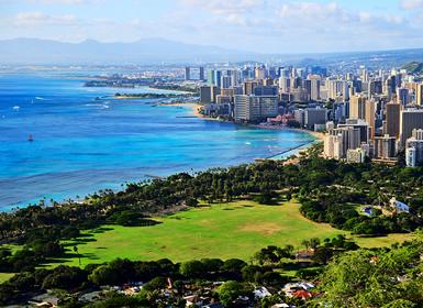 EUA: Nova Iorque, Las Vegas, Los Angeles, São Francisco, Honolulu e Maui