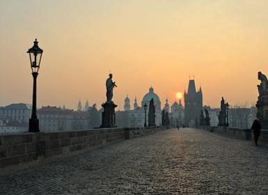 Europa Central: Praga, Budapeste, Viena e Munique