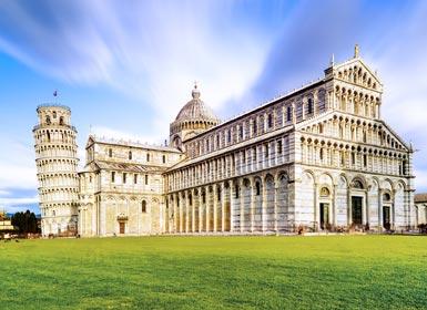 Sul da Europa: Região da Toscana com Roma, Costa Azul e Veneza