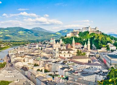 Europa Central: Praga, Viena e Zurique