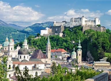 Europa Central: Viena, Baviera e Praga