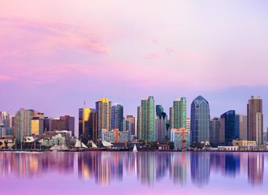 EUA: São Francisco, Los Angeles e San Diego