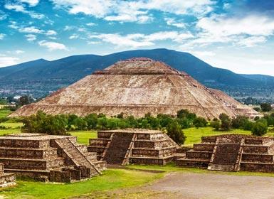 México: Cidade do México, Guadalajara, Chiapas e Oaxaca