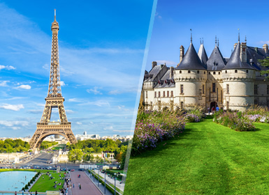 França: Paris e Disneyland