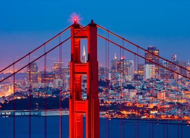 São Francisco, San Diego e Los Angeles Essenciais