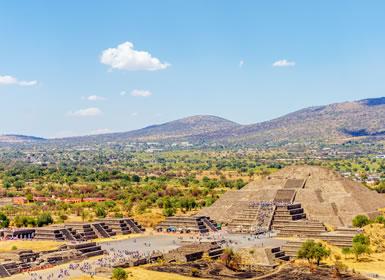 Escapadinha a México DF e Vestígios Pré-Colombianos Ao Seu Gosto