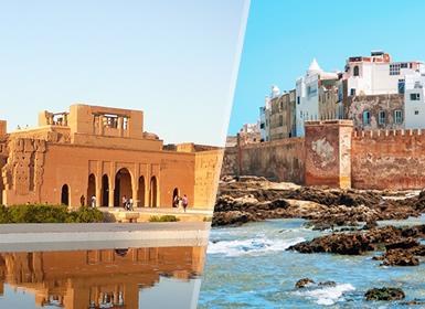 Marrocos: Marraquexe e Essaouira