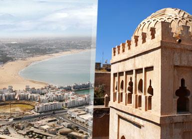 Marrocos: Marraquexe e Agadir