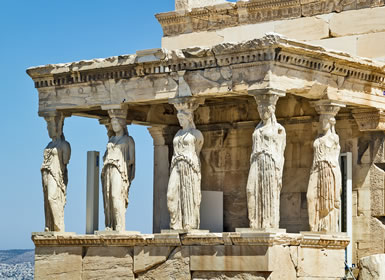 Grécia: Atenas, Olímpia e Delfos